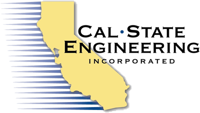 Cal State Engineering, Inc., Jackson California Logo